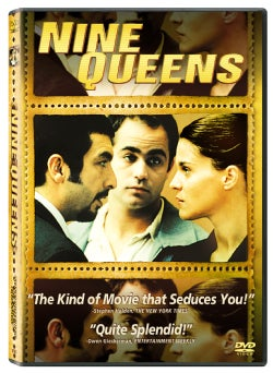 Nine Queens (nueve Reinas) (DVD)