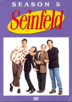 Seinfeld: Season 5 (DVD)