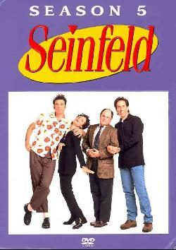 Seinfeld: Season 5 (DVD)