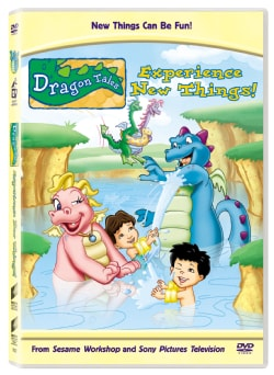 Dragon Tales: Experience New Things! (DVD)