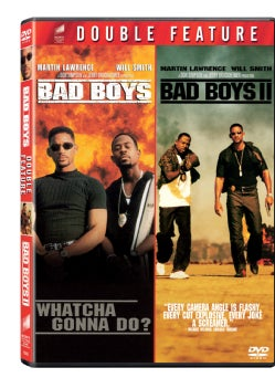 Bad Boy/Bad Boys II (DVD)
