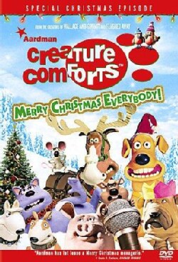 Creature Comforts: Merry Christmas Everybody! (DVD)
