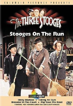 The Three Stooges: Stooges on the Run (DVD)