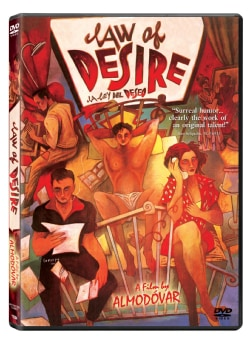 Law of Desire (DVD)