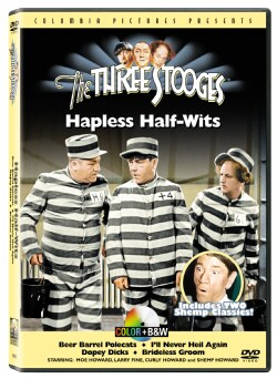 The Three Stooges: Hapless Half-Wits (DVD)