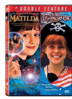Matilda/Pippi Longstocking (DVD)