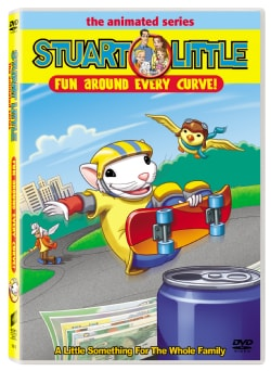 Stuart Little Animated Series: Fun Around Every Curve! (DVD)