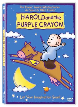 Harold and the Purple Crayon: Let Your Imagination Soar! (DVD)