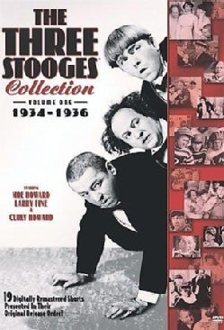 The Three Stooges Collection: Years 1 & 2 (DVD)