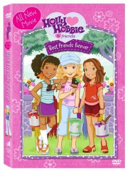 Holly Hobbie Best Friends Forever (DVD)