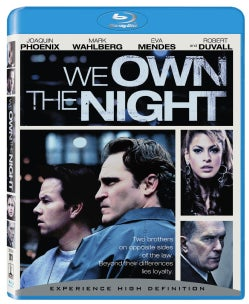 We Own the Night (Blu-ray Disc)
