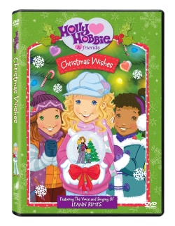 Holly Hobbie: Christmas Wishes (DVD)