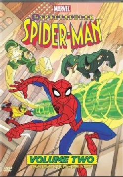 The Spectacular Spider-Man Vol 2 (DVD)