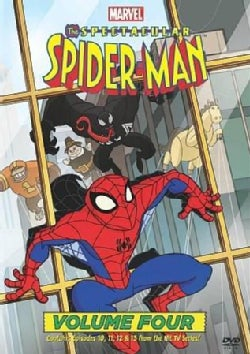 The Spectacular Spider-Man Vol 4 (DVD)