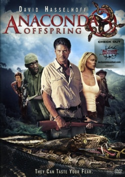 Anaconda 3: Offspring (DVD)