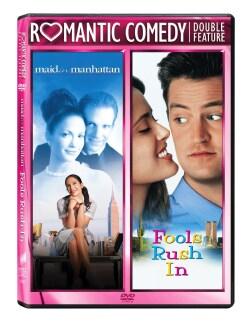 Maid in Manhattan/Fools Rush In (DVD)