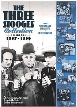 The Three Stooges Collection 1937-1939 (DVD)