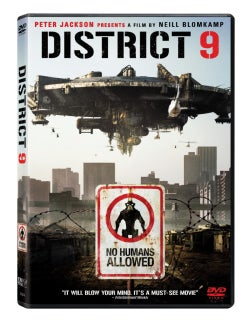 District 9 (Single Disc Version) (DVD)