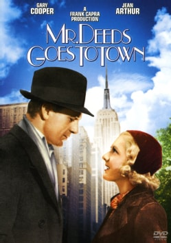 Mr. Deeds Goes to Town (DVD)