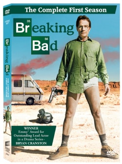 Breaking Bad: The Complete First Season (DVD)
