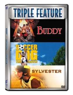 Buddy/Soccer Dog/Sylvester (DVD)