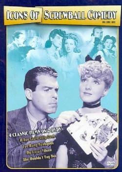 Icons of Screwball Comedy Vol 1 (DVD)