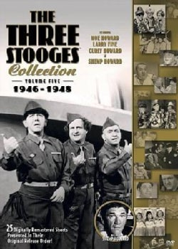 The Three Stooges Collection: 1946-1948 (DVD)