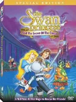 The Swan Princess: The Secret of The Castle (DVD)