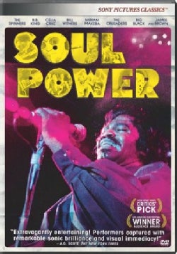 Soul Power (DVD)