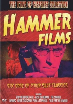 Icons of Suspense: Hammer Films (DVD)