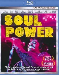 Soul Power (Blu-ray Disc)