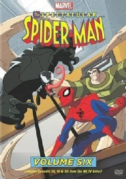 The Spectacular Spider-Man Vol 6 (DVD)