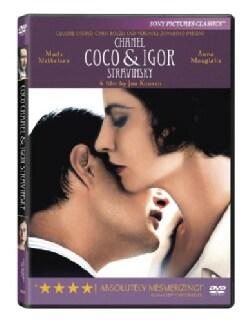 Coco Chanel & Igor Stravinsky (DVD)
