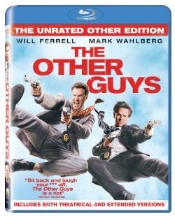 The Other Guys (Blu-ray Disc)