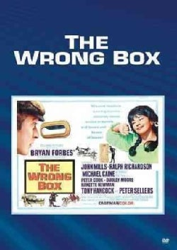 The Wrong Box (DVD)