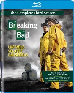 Breaking Bad: The Complete Third Season (Blu-ray Disc)