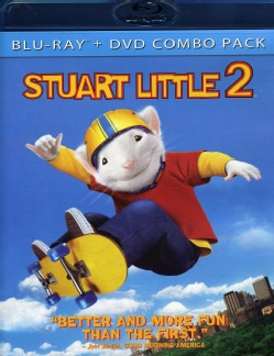 Stuart Little 2 (Blu-ray/DVD)