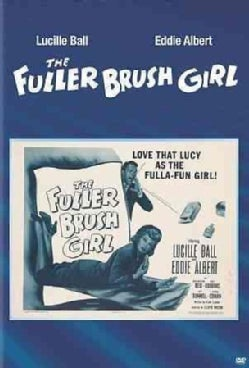 The Fuller Brush Girl (DVD)