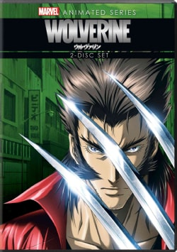 Marvel Wolverine: Animated Series (DVD)