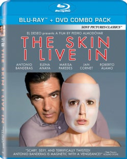 The Skin I Live In (Combo) (Blu-ray/DVD)