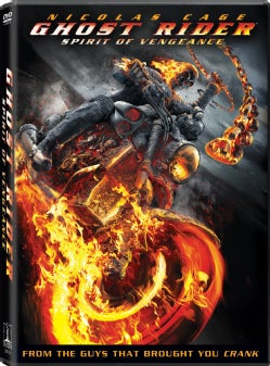 Ghost Rider Spirit of Vengeance (DVD)