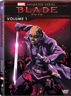 Marvel Blade: Animated Series Volume 1 (DVD)