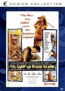 Camp on Blood Island (DVD)