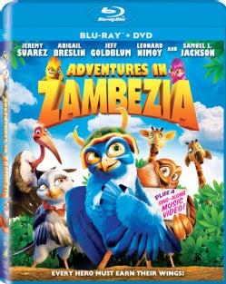 Adventures in Zambezia (Blu-ray/DVD)