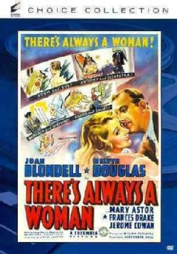 There's Always a Woman (DVD)
