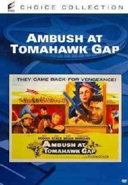 Ambush at Tomahawk Gap (DVD)