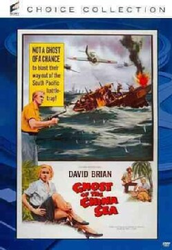 Ghost of the China Sea (DVD)
