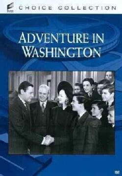 Adventure in Washington (DVD)