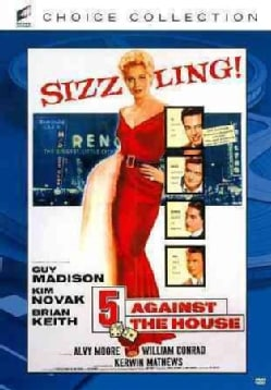 5 Against The House (DVD)