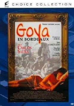 Goya in Bordeaux (DVD)